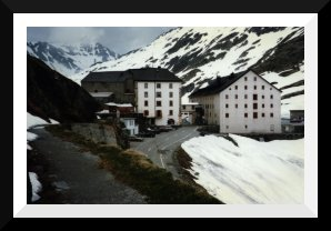 The Great Saint Bernard Pass